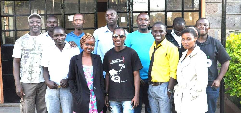 Volunteers Mtaani Radio 99.9FM, Nairobi County    Visit website