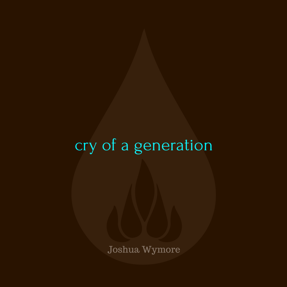Cry of a Generation - I wrote the chorus to this song in the summer of 2014. I had just listened to a teaching in which the speaker told many radical stories of supernatural encounters and, to be honest, I was skeptical. But the Holy Spirit whispered something like this to me: How come you say you believe all of these radical things that are in the Bible but doubt it when someone reports that they're experiencing them now? This question really challenged me and I began to cry out to Him to rid me of skepticism and help me not miss out what He's doing in the day and age in which I live. I picked up my guitar and after a few minutes of waiting on Him the song began to gush out of me...I don't want to stand on the outside looking in--I want to come closer, I want to dive deeper. I don't want to hear the stories told and never live them--I want to be nearer, I want to see clearer.The verse of the song came a few months later, right before my family and I moved over to Ireland.