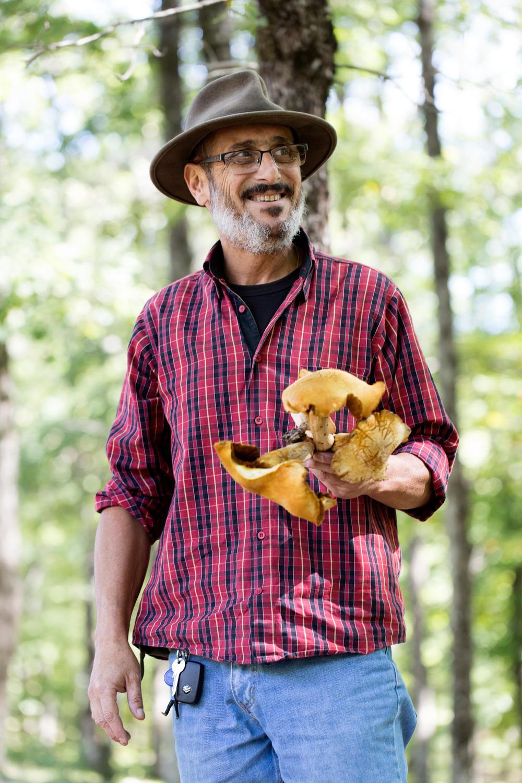 Mushroom Foraging - w /Jilber Barutciyan