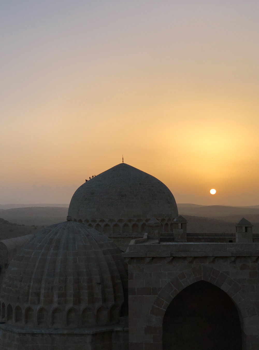 Mardin Sunset x IphoneX - for