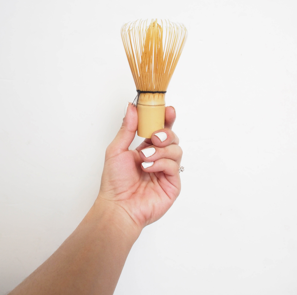 80 bristles made of bamboo, this exquisite Matcha whisk is utterly sublime.