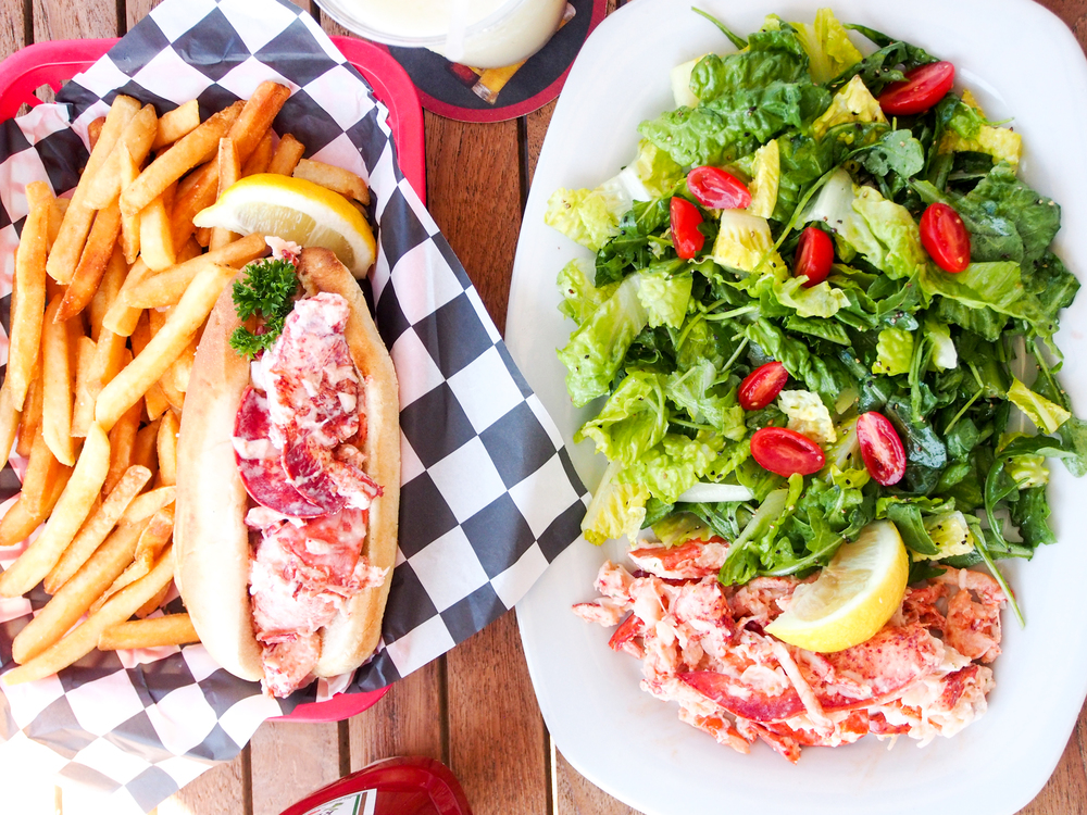 Lobster all day, every day - Cape style.