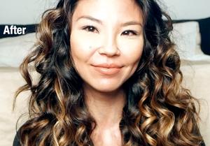 Herstyler Carrie Bradshaw Curls Suzanne Spiegoski