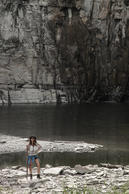 Taughannock Falls 1