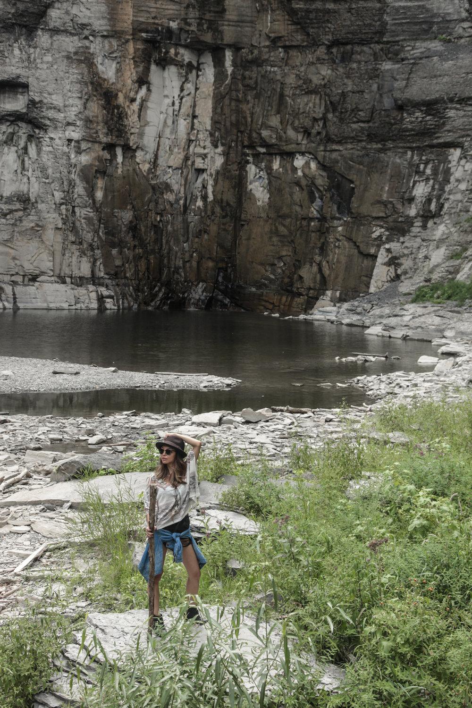 Taughannock Falls 3