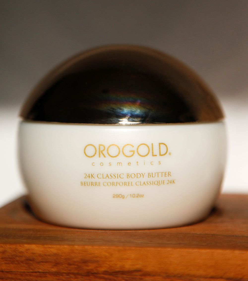 Orogold Cosmetics 24K Classic Body Butter