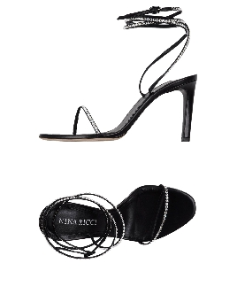 Nina Ricci Low Heel Sandals