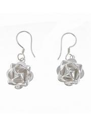 Shoptiques Rose Earrings