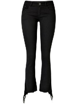 Rosegal Black Jeans