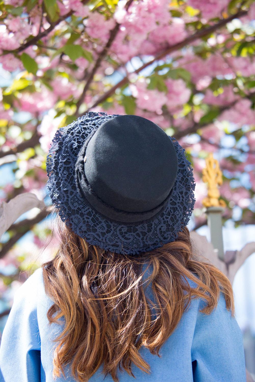 Brown Hat Korea