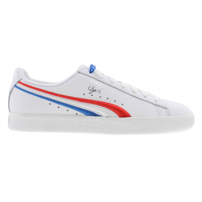 Puma Clyde 4th of July Sneakers