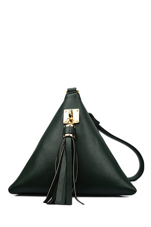 Zaful Triangle Clutch