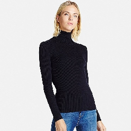 UNIQLO HEAT TECH TURTLENECK
