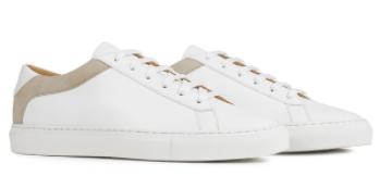 Koio White Capri Bianco Sneakers