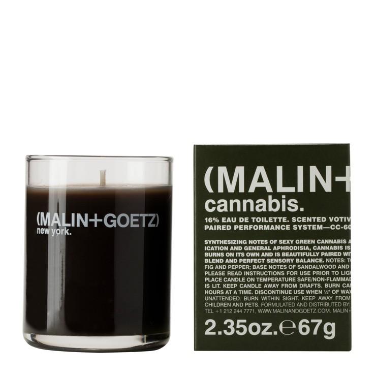 Malin & Goetz Cannabis Votive