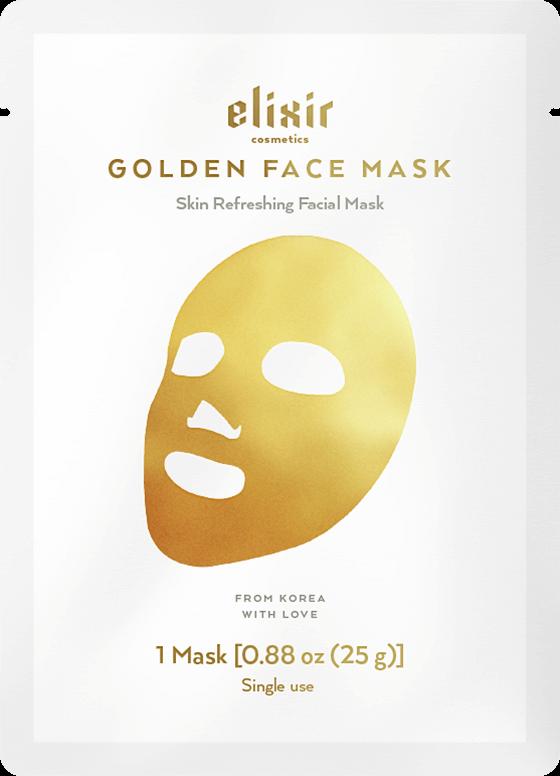 Elixir Golden Face Mask