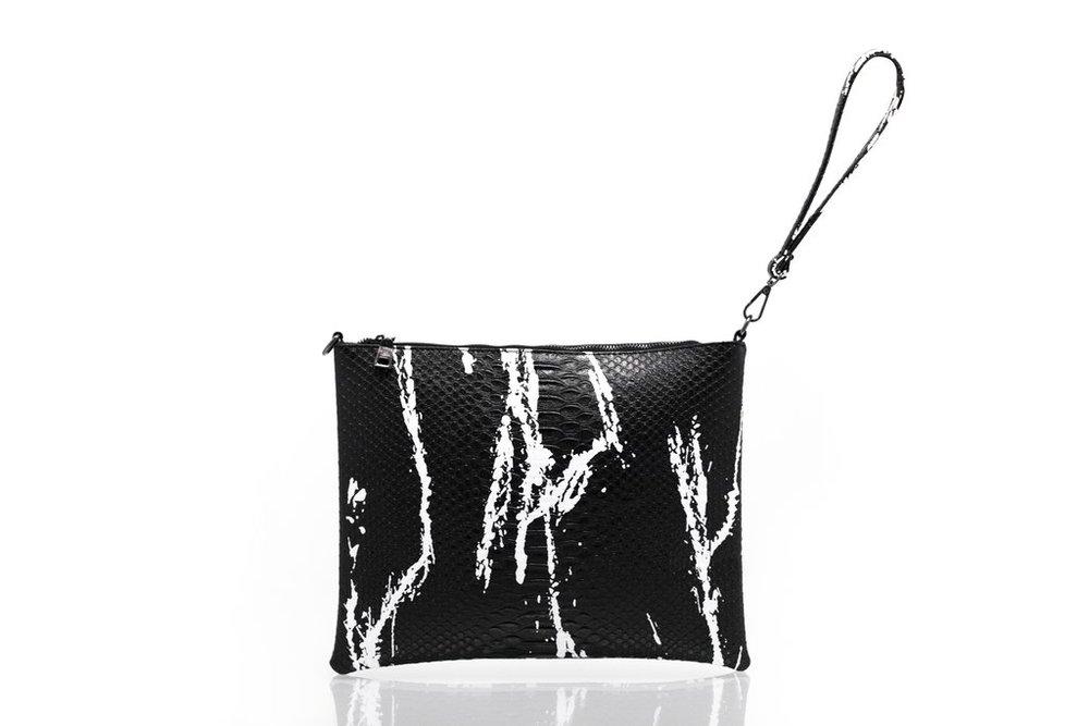 Odette + Odile Banksy Black