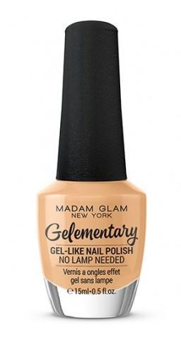 Madam Glam New York Gelementary Nail Polish