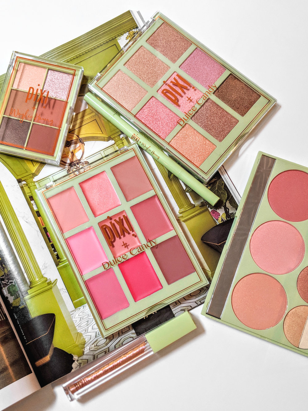 Pixi Beauty makeup