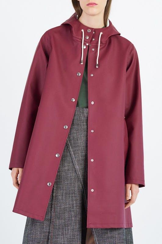 Stutterheim raincoat
