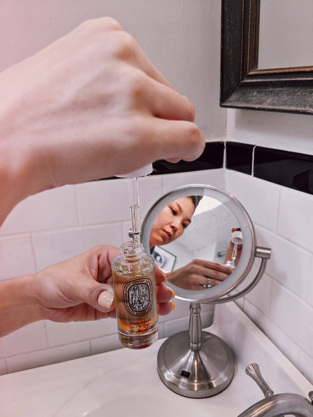 Diptyque face oil