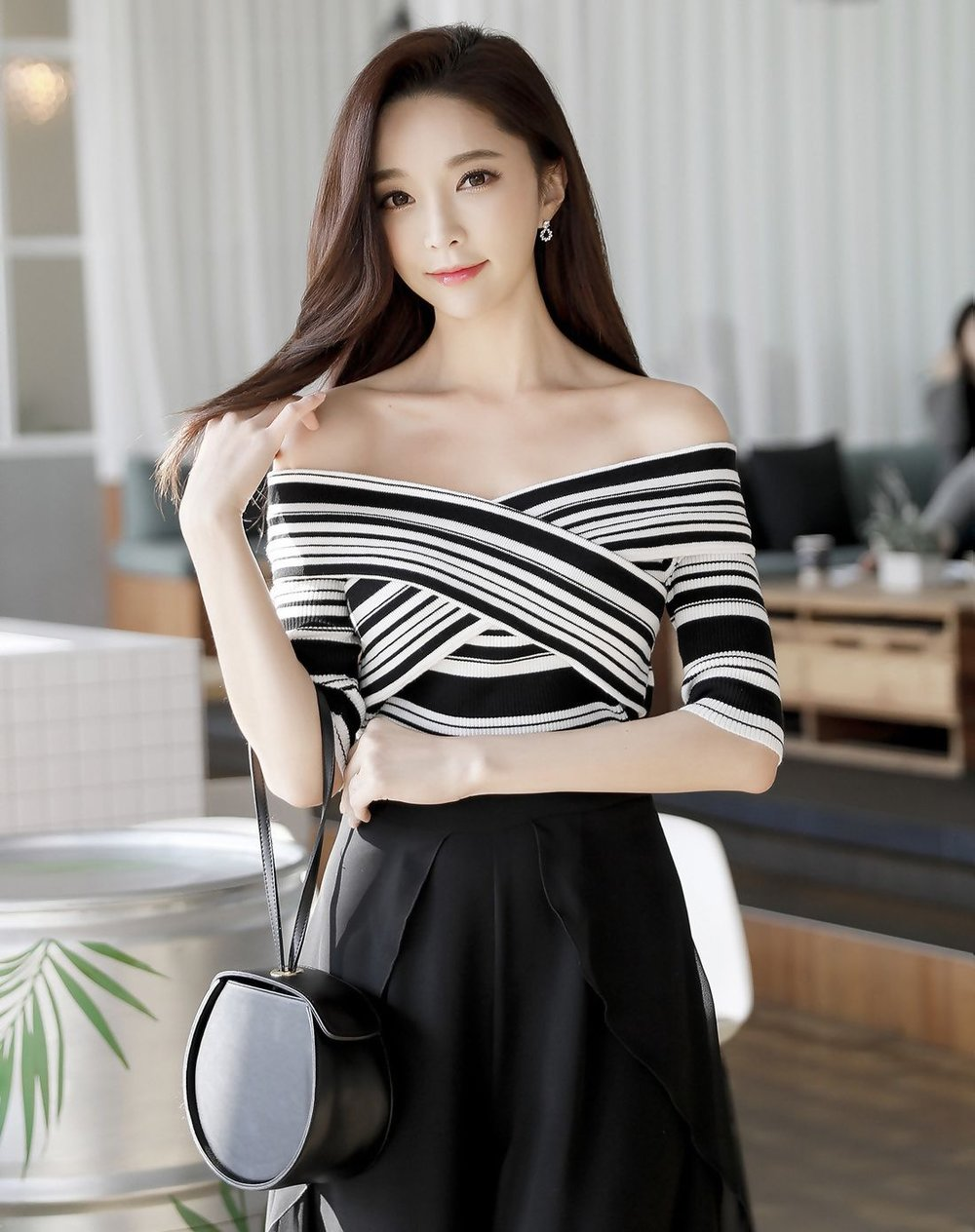 Dabuwawa Stripes knit