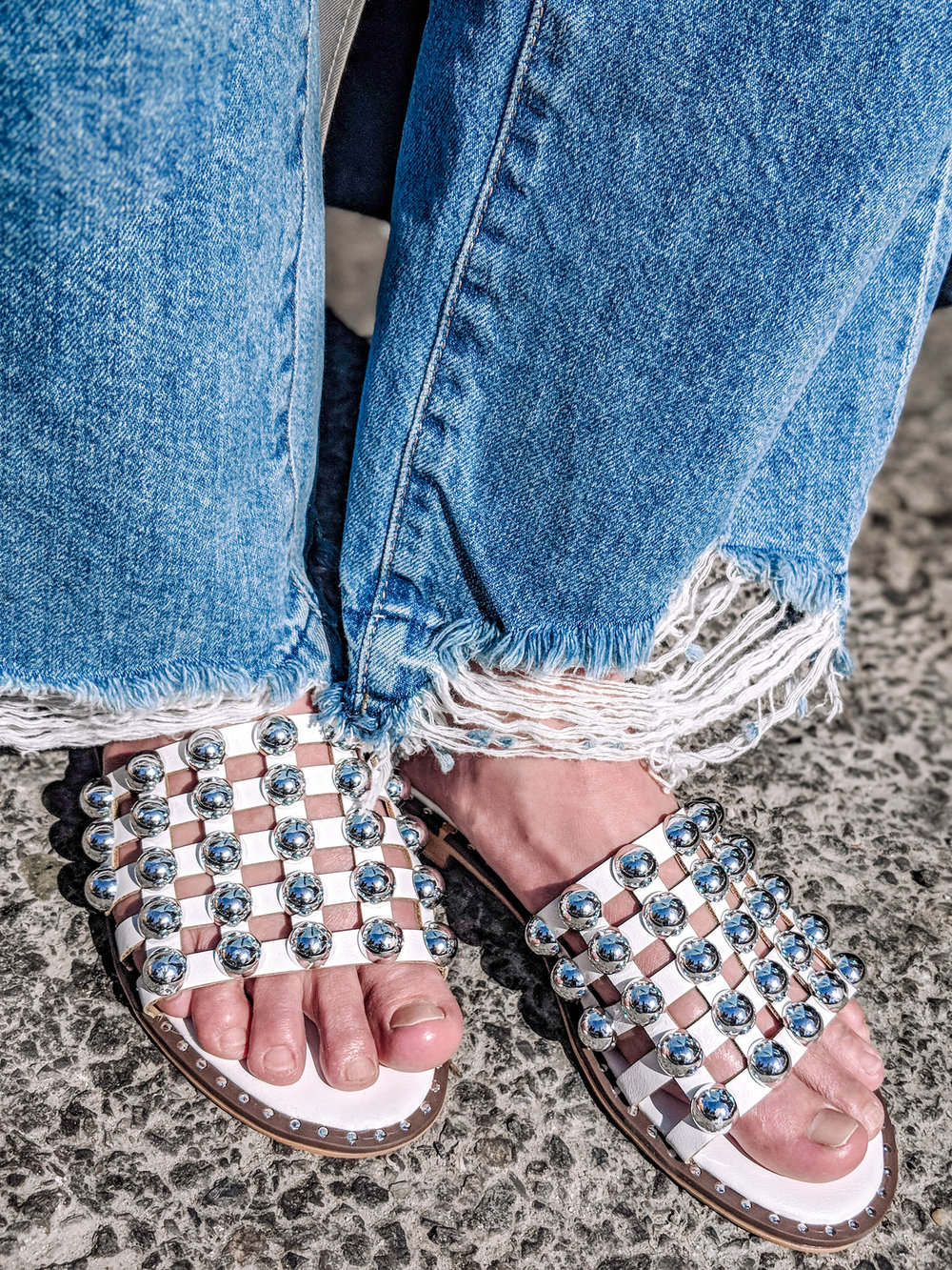 Ego Raina sandals