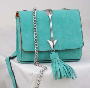 Most Wanted USA Tiffany satchel