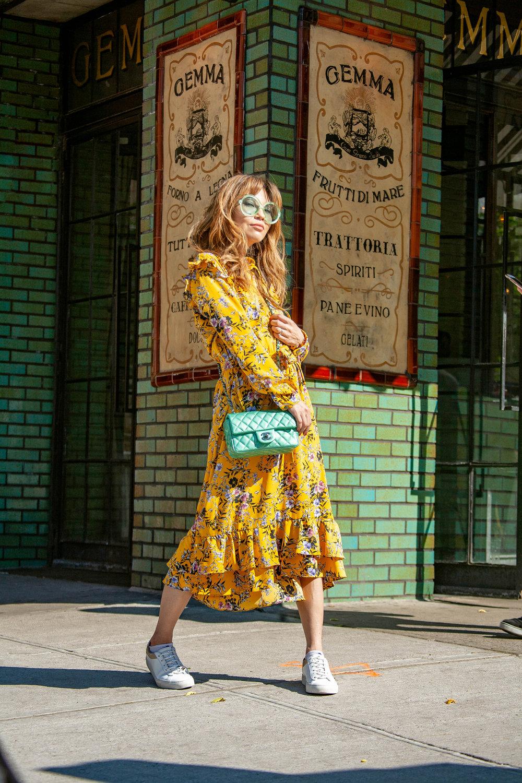 Saku New York dress