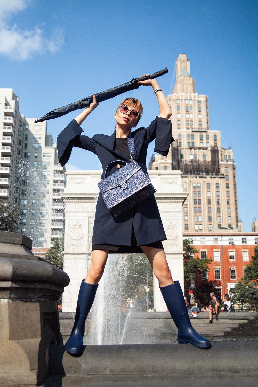 NYC syle blogger