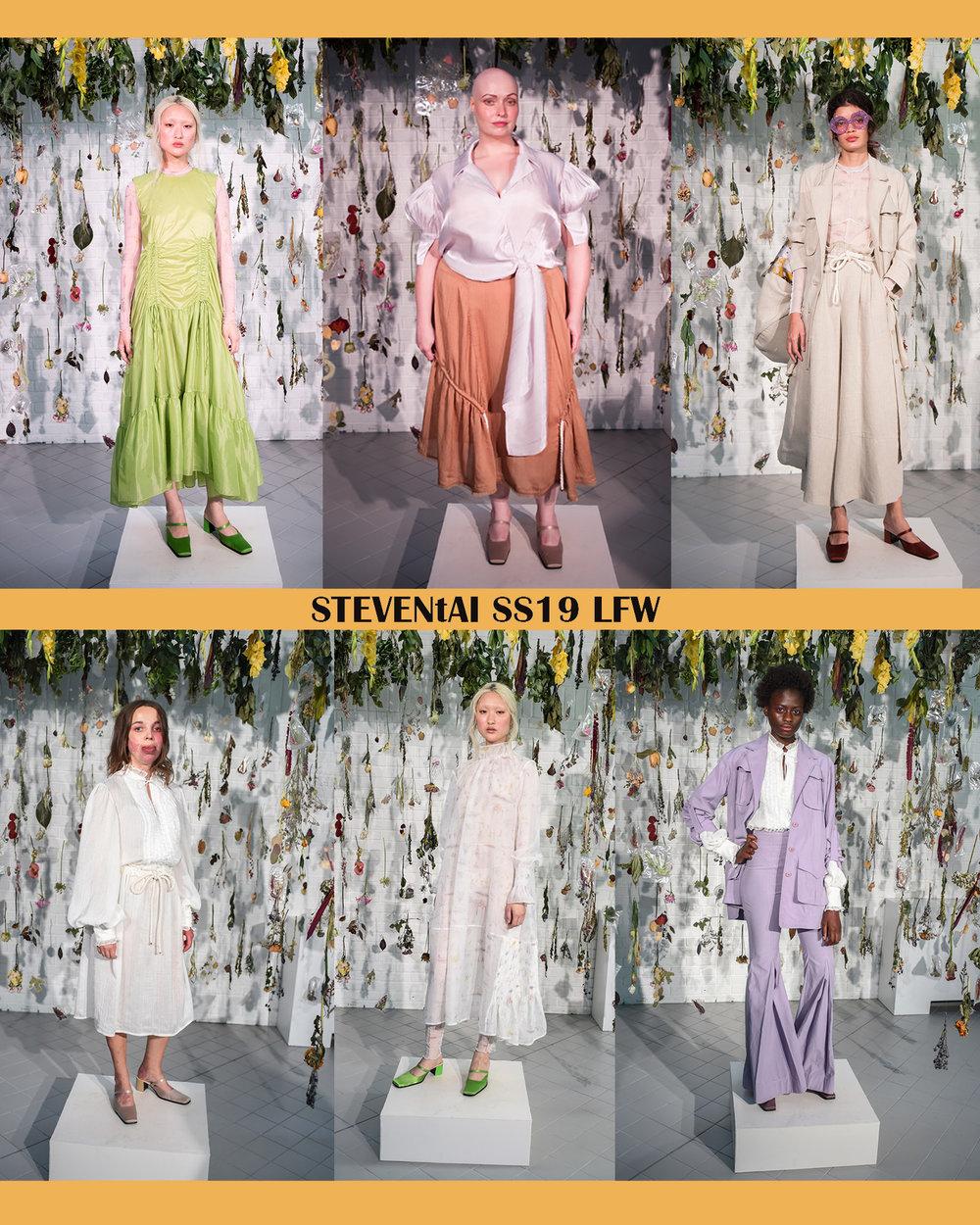 Steventai SS19 LFW