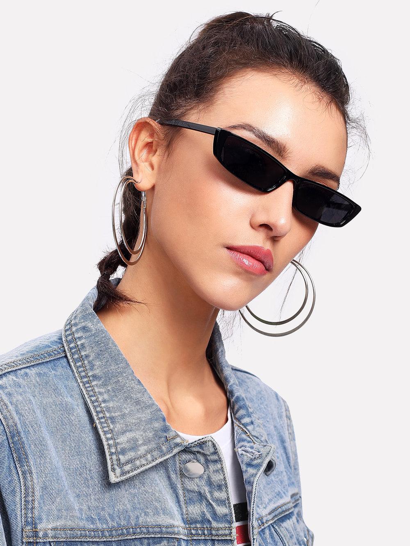 Romwe skinny glasses