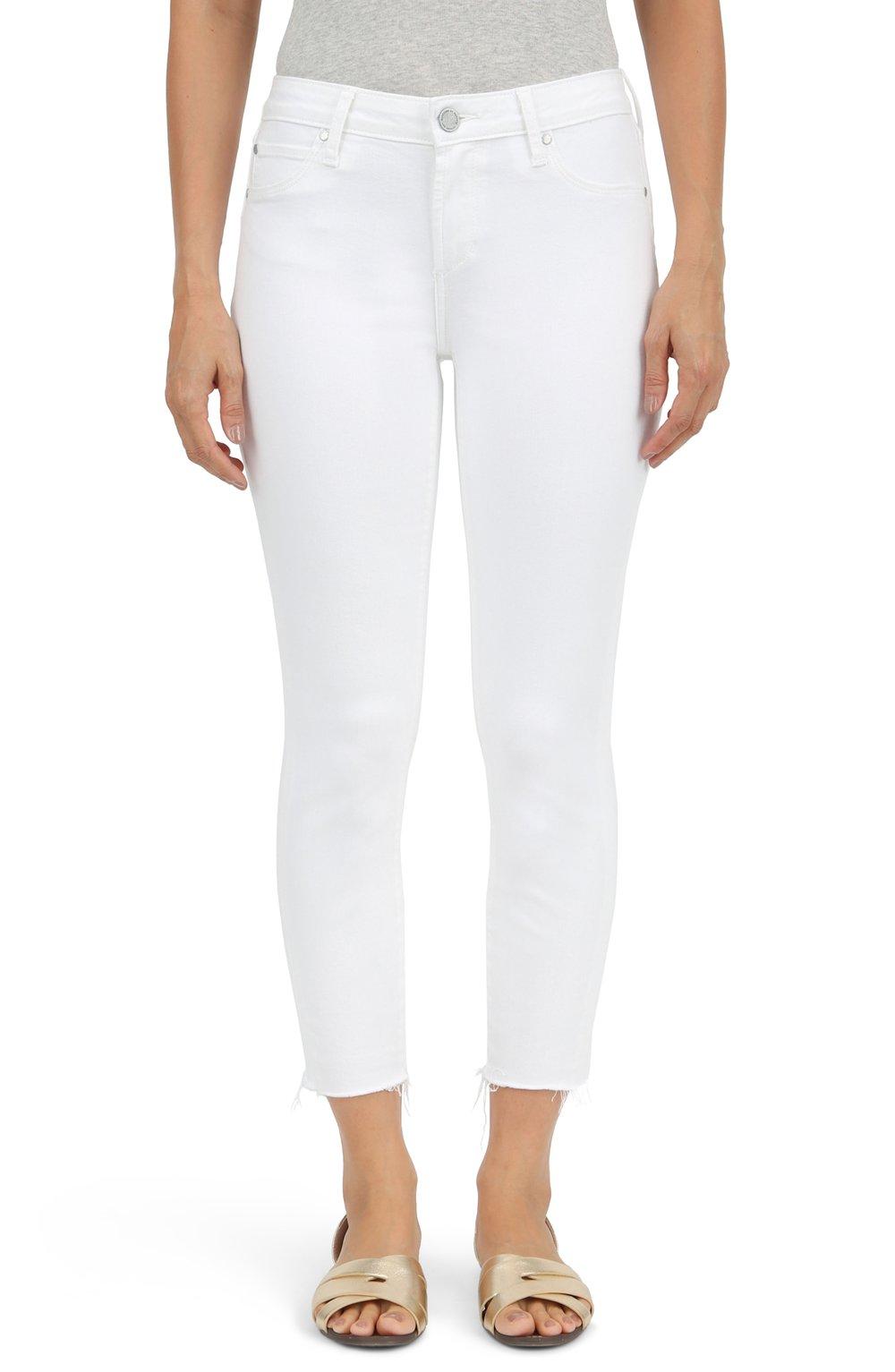 AOS white jeans