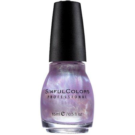 Sinful Colors nail polish