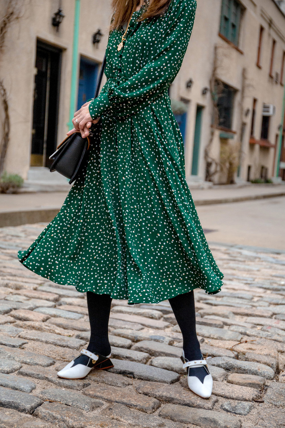 Perfect green dress