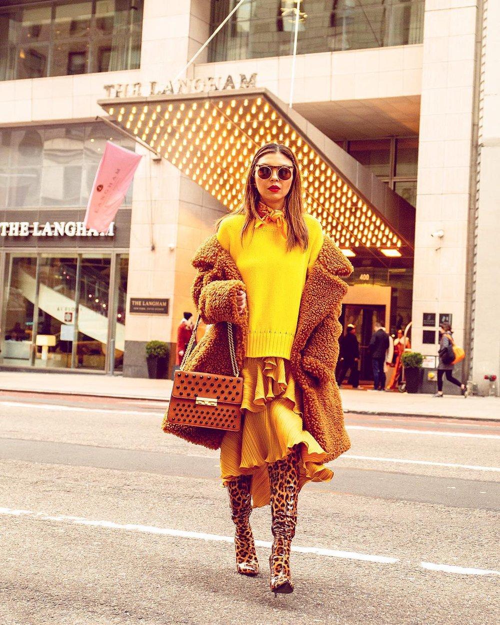 NYFW street style