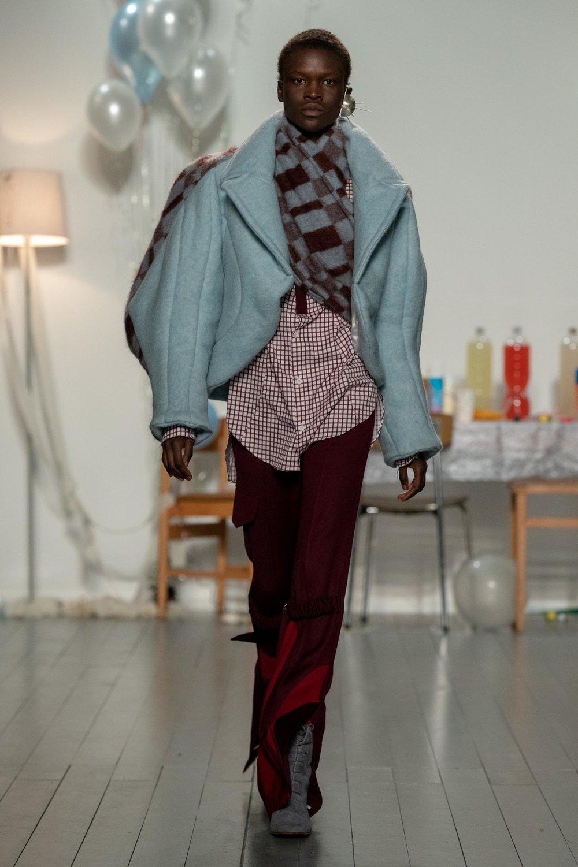Richard Malone fashion