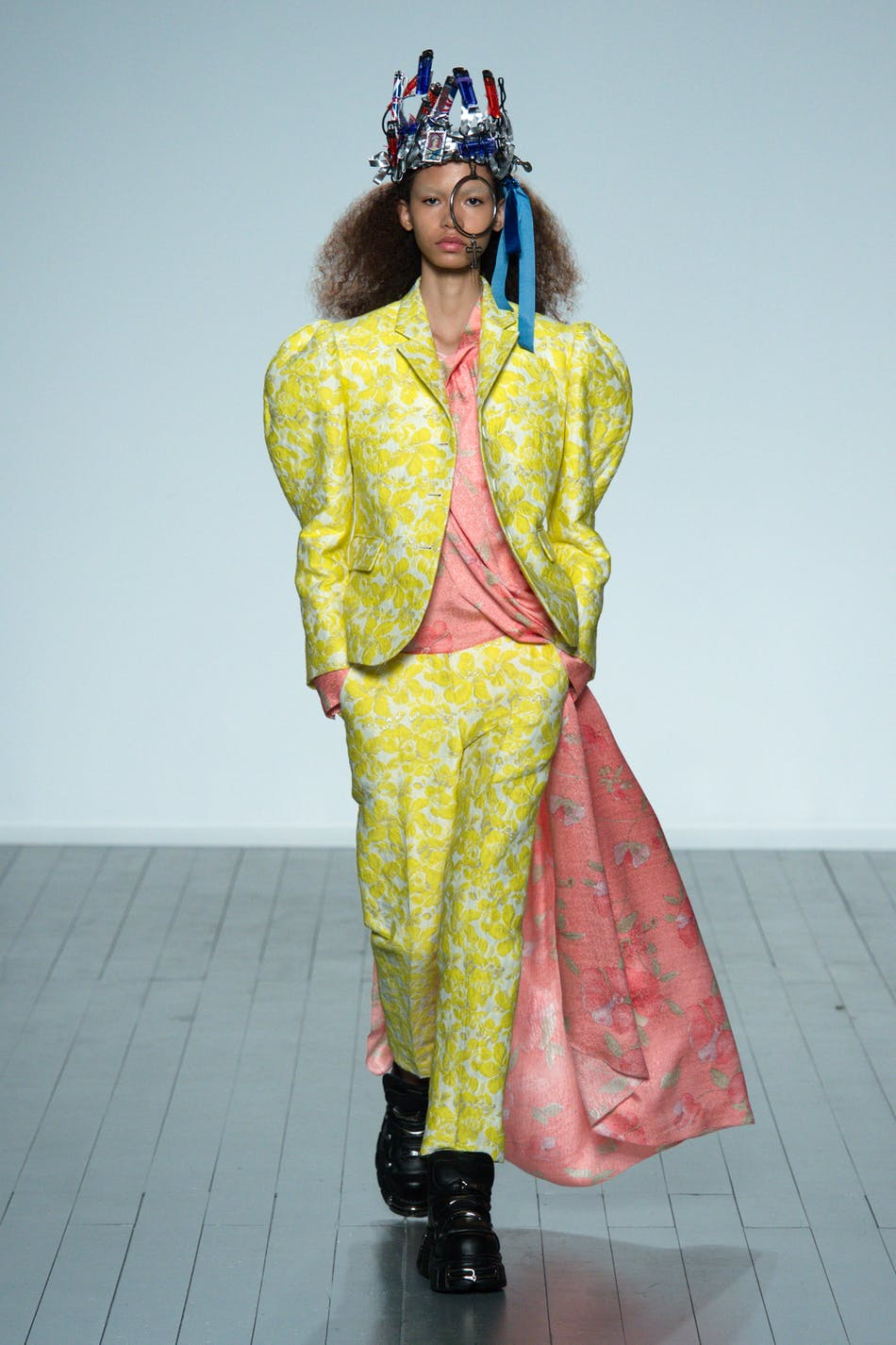 pushButton Korean fashion