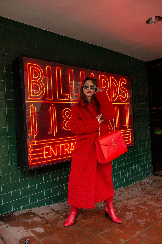 NYC fashion creative