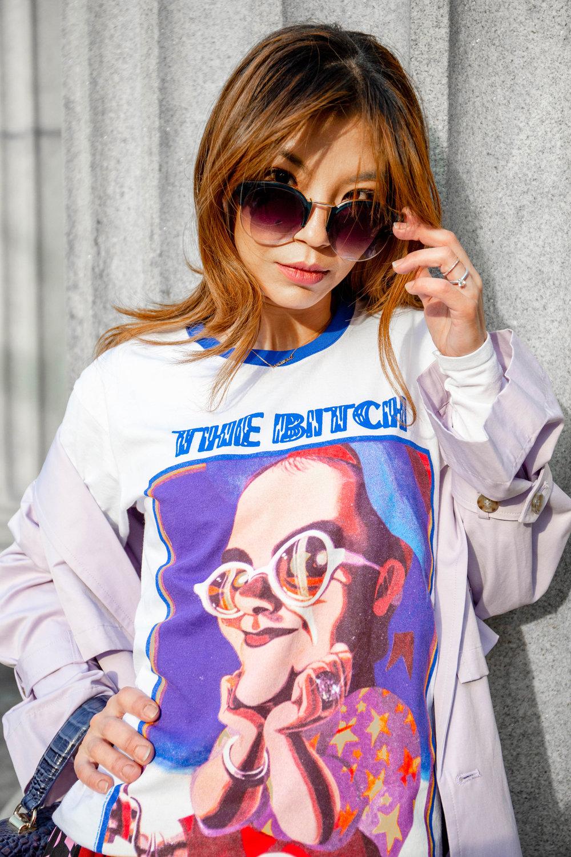 Elton John t-shirt