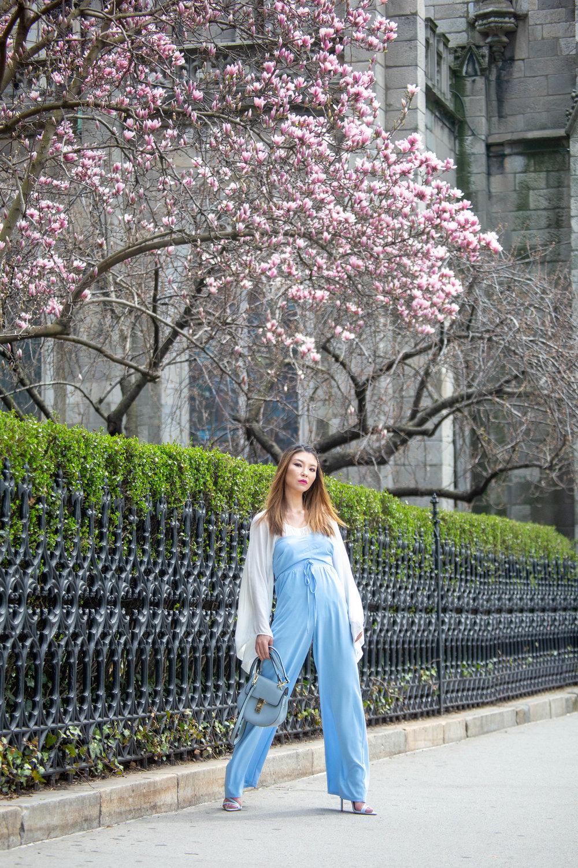 NYC Fashion blogger