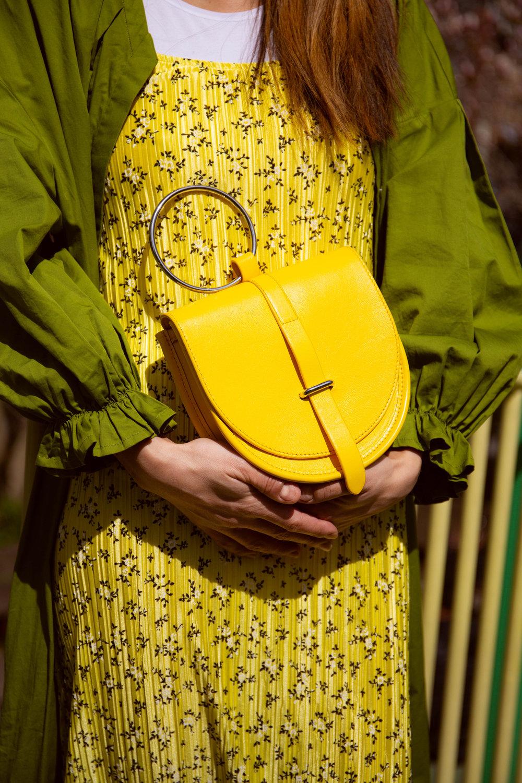 O-Ring Yellow