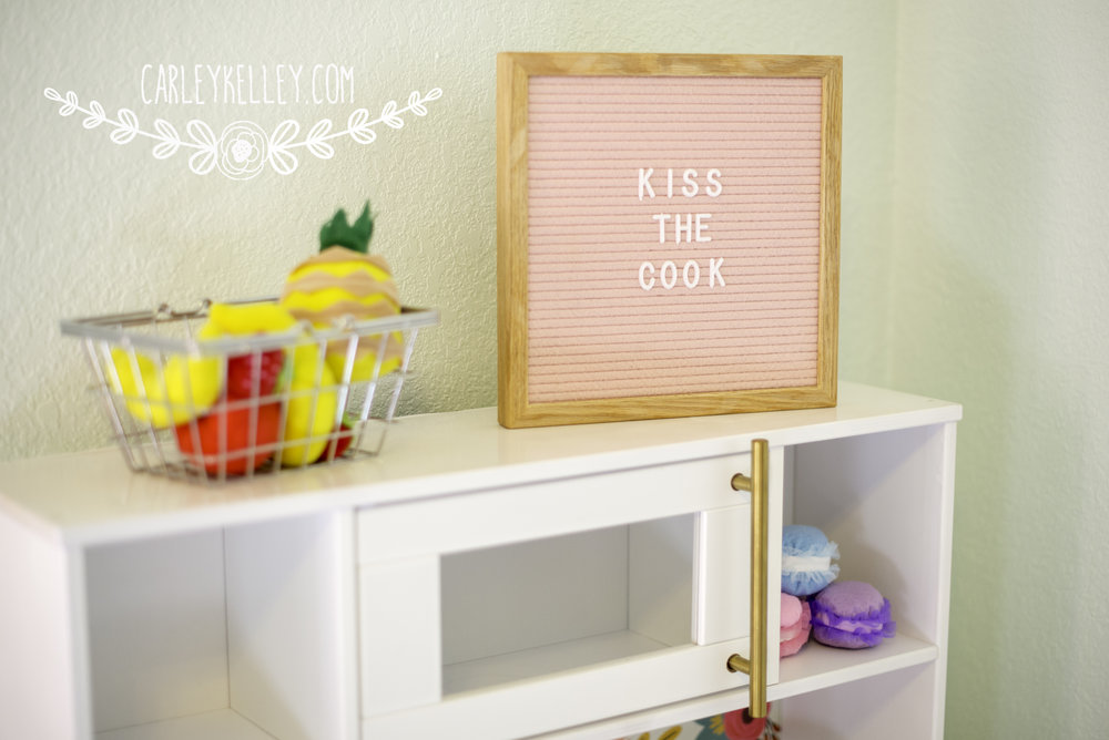 Ikea Duktig Makeover carleykelley.com