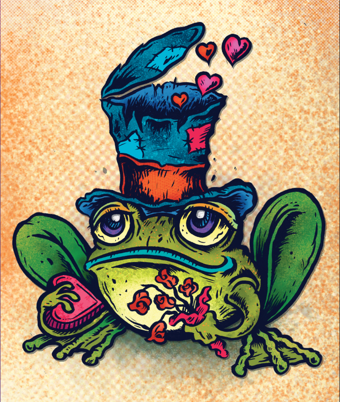 frogcard