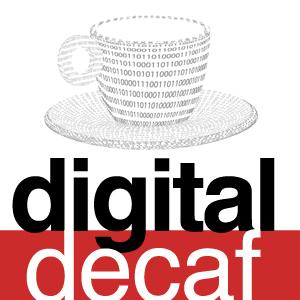 digital decaf logo