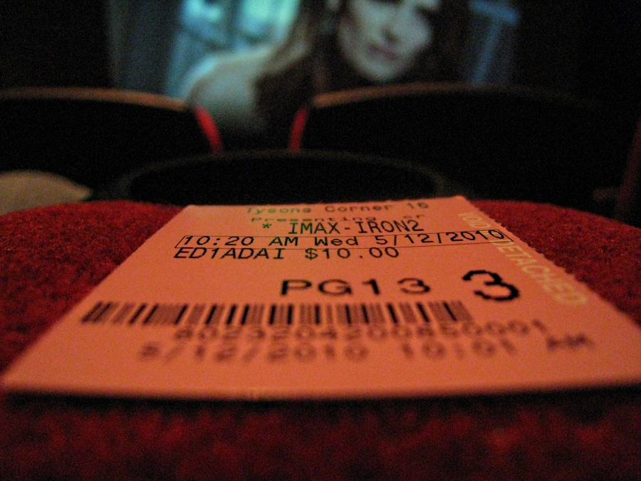 Movies.  via Flickr userpicturepurrfect685
