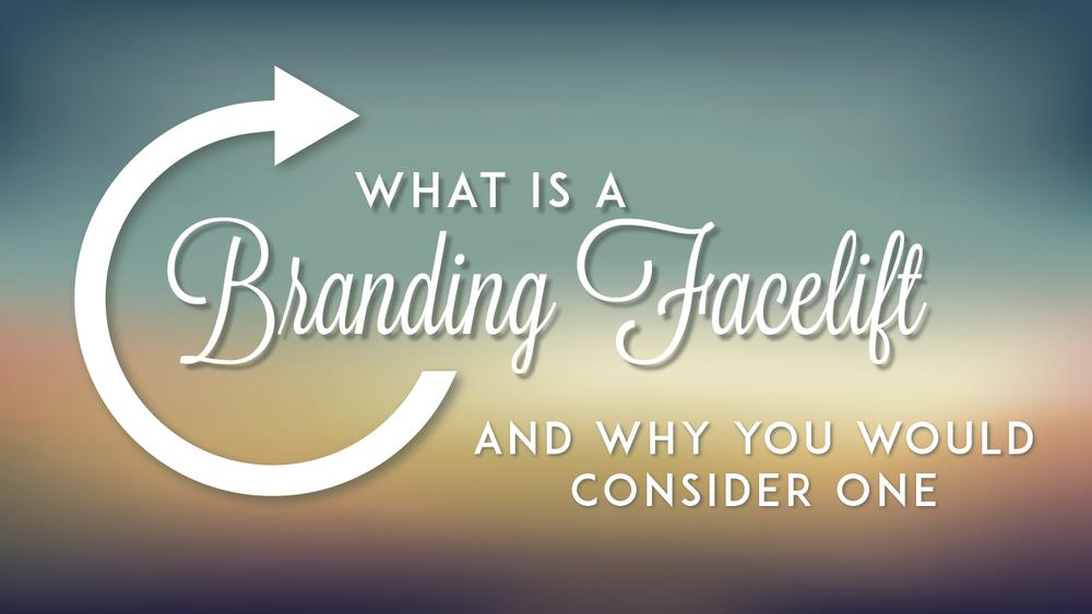 Branding Facelift Rebranding