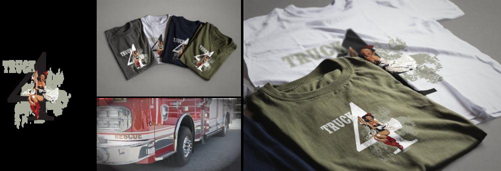 Firehouse T-Shirt Design