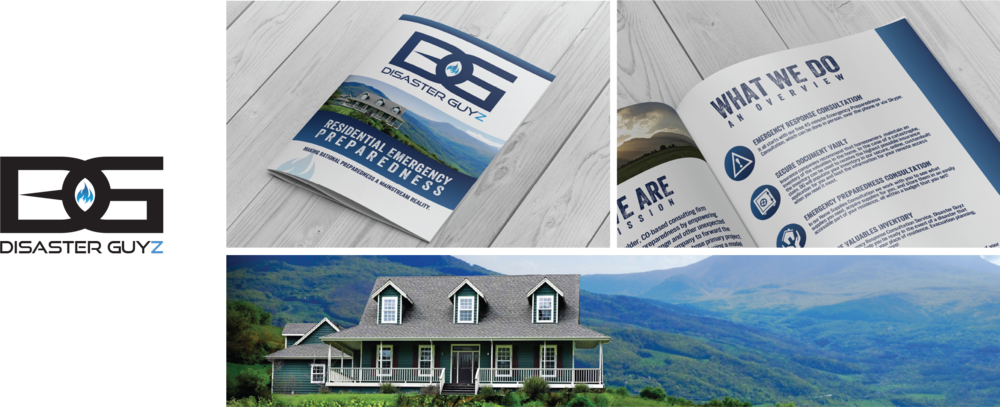 Brochure Design and Logo Facelift