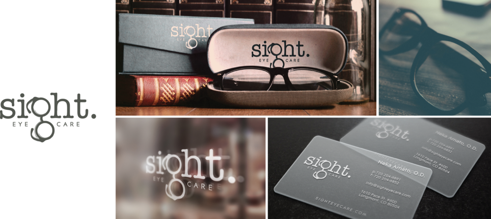 Optometry Office Brand Design